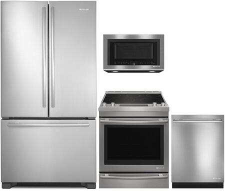 Jenn Air 999094 4 Piece Stainless Steel Kitchen Appliances Package