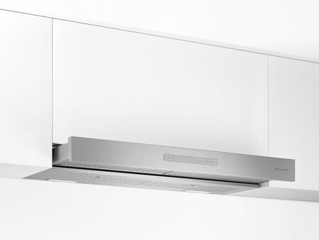Thermador Masterpiece HMDW36WS 36-Inch Under Cabinet Drawer Wall Hood with 600 CFM