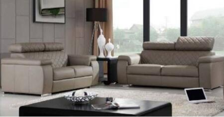 Diamond Sofa COCOSLMB Casual Supple leather Living Room Set
