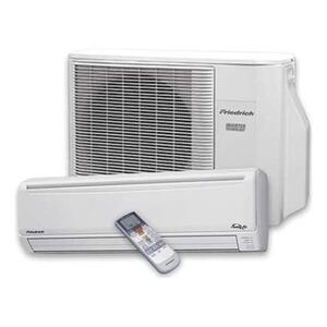 Friedrich M36CG Mini Split Air Conditioner Cooling Area,