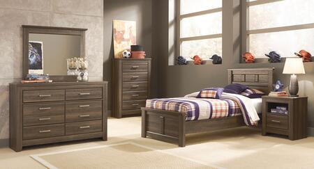 Milo Italia BR371TPBDMCN Reeves Twin Bedroom Sets