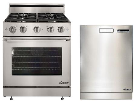 Dacor 655552 Distinctive Kitchen Appliance Packages