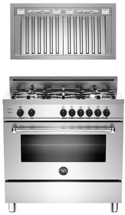 Bertazzoni 714842 Kitchen Appliance Packages