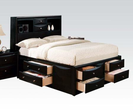 Acme Furniture 14102CK Manhattan Series  California King Size Platform Bed