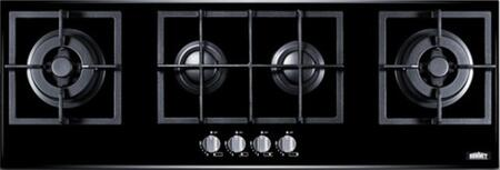"Summit GC443BGL 13"" Gas Sealed Burner Style Cooktop"