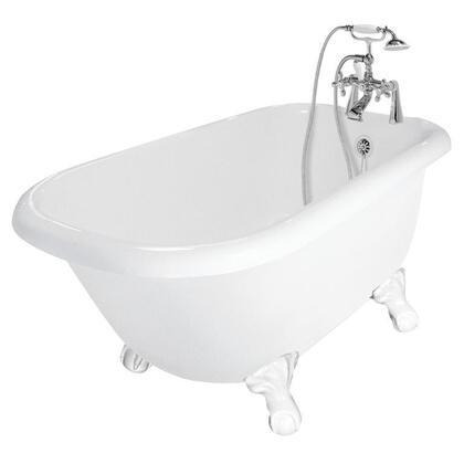 American Bath Factory T040BWH