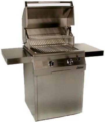 Solaire SOLAGBQ27GIRXLC All Refrigerator Liquid Propane Grill