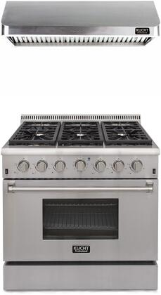 Kucht 722039 Professional Kitchen Appliance Packages