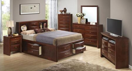 Glory Furniture G1550GKSB3SET King Bedroom Sets