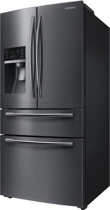 Samsung Black Stainless Steel Side View ...