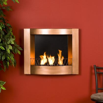 Holly & Martin 37114058409 Wall Mountable Gel Fuel Fireplace