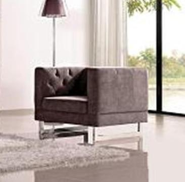 DG Casa 61501SGRY  with Wood Frame in Grey