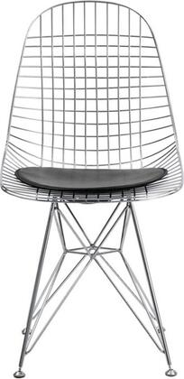 Fine Mod Imports FMI10036 Eiffel Dining Chair In (Two Chairs Per Box)