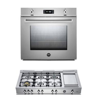Bertazzoni 346780 Professional Kitchen Appliance Packages
