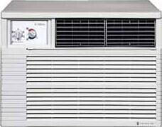 Friedrich EQ08M11A Window or Wall Air Conditioner Cooling Area,