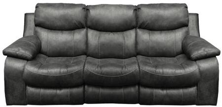 Catnapper 64311122728302728 Catalina Series  Bonded Leather Sofa