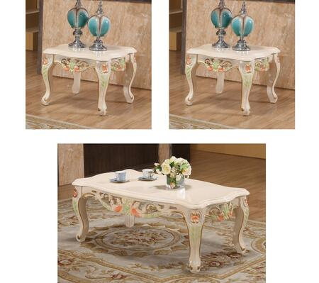 Meridian 257CESET 257 Living Room Table Sets