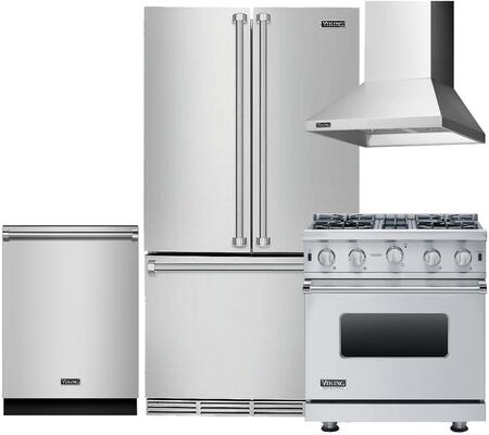 Viking 755724 3 Kitchen Appliance Packages