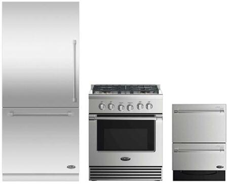 DCS 736225 Kitchen Appliance Packages