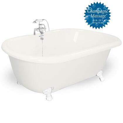 American Bath Factory T080DWHC