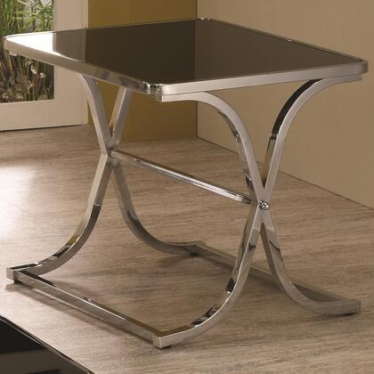 Coaster 701657 701650 Series Contemporary Rectangular End Table