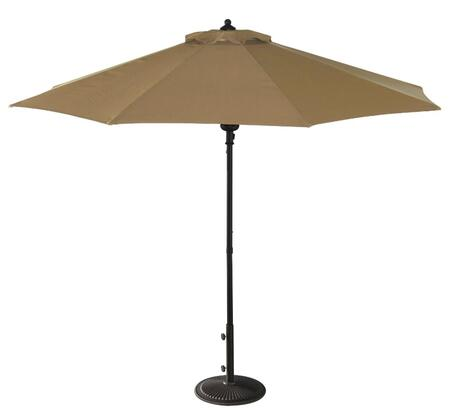 Standard Look at the Umbrella (opened)