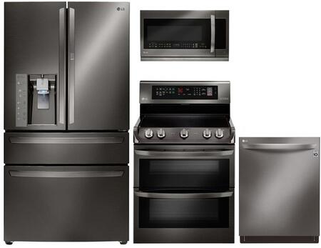 LG 729004 Kitchen Appliance Packages