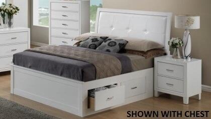 Glory Furniture G1275BFSBN G1275 Full Bedroom Sets
