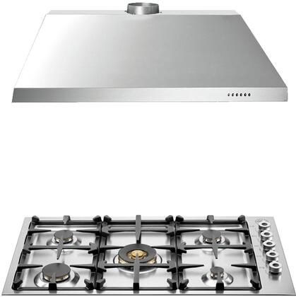 Bertazzoni 708344 Kitchen Appliance Packages