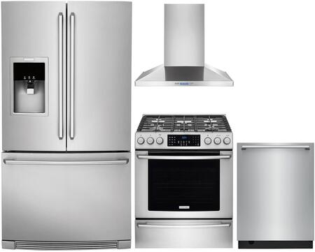 Electrolux 681328 IQ-Touch Kitchen Appliance Packages