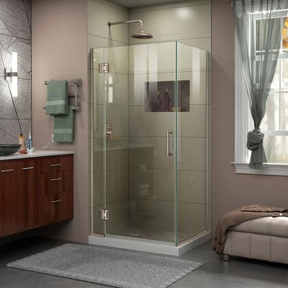 DreamLine Unidoor X Shower Enclosure 6HP 30D 30RP 04