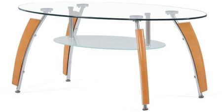 Global Furniture USA 138C Modern Table