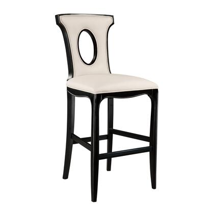 Sterling 6070930 Alexis Series Residential Bonded Leather Upholstered Bar Stool