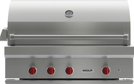 Wolf OGCART42 Natural Gas Grills