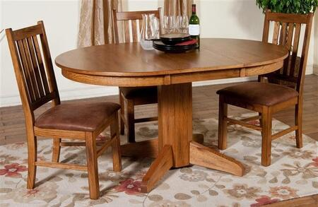 Sunny Designs 1114RODT4C Sedona Dining Room Sets