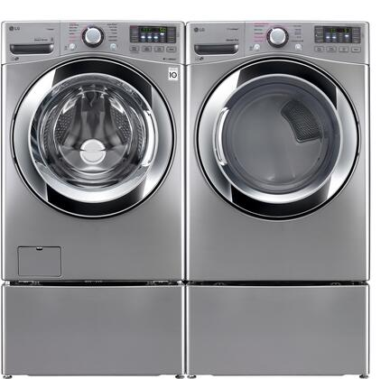 LG 706088 Washer and Dryer Combos