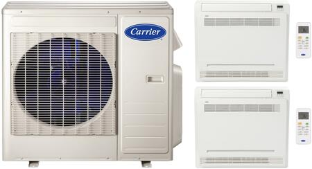 Carrier 700880 Performance Mini Split Air Conditioner System