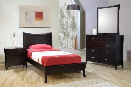 Accent HA861820BED Full Size Beds