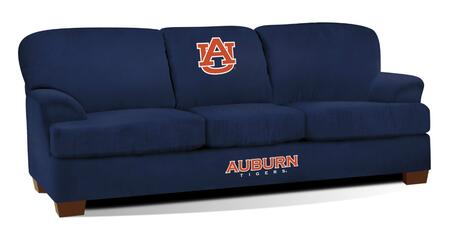 Imperial International 305-60 Collegiate Themed First Team Sofa with 100% Polyester Microfiber Fabric