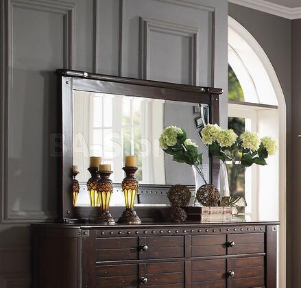135634 AF 23714 Brooklyn Rustic Mirror