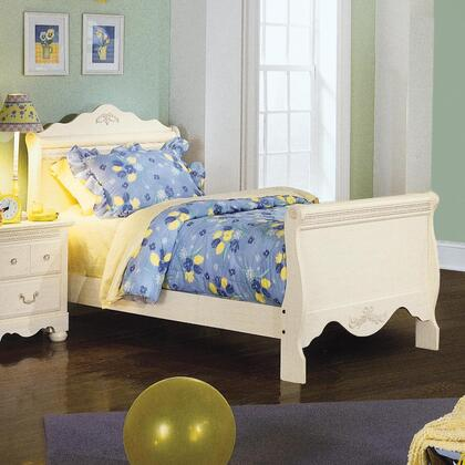 Standard Furniture 4063A Diana Series  Twin Size Sleigh Bed