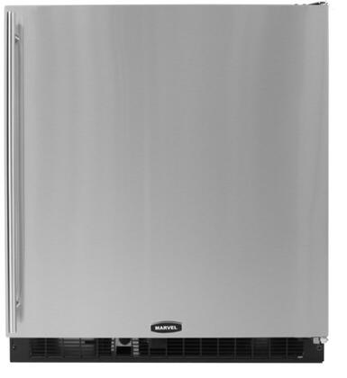 Marvel 80RFBBFR  Built In Counter Depth Compact Refrigerator with 7.16 cu. ft. Capacity, 2 Wire Shelves