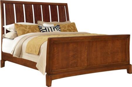 Broyhill LAURELHILLSBEDQ  Queen Size Sleigh Bed