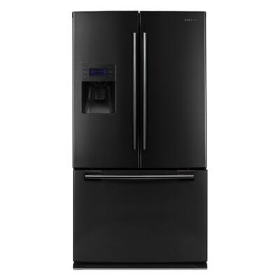 Samsung Appliance RF267AEBP  French Door Refrigerator with 25.5 cu. ft. Total Capacity 5 Glass Shelves |Appliances Connection