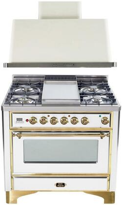 Ilve 720093 Majestic Kitchen Appliance Packages