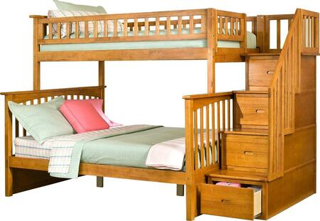 Atlantic Furniture AB55707  Bunk Bed