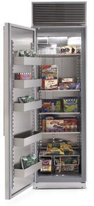 Northland 18AFSSL Built-In Upright Counter Depth Freezer