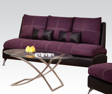 Acme Furniture 51750 Jolie Series Stationary Fabric Sofa