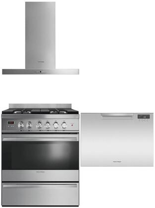 Fisher Paykel 719018 Kitchen Appliance Packages