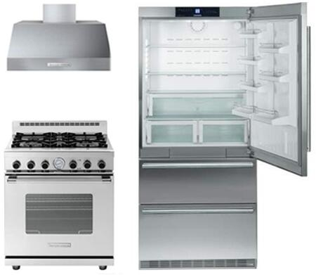 Liebherr 741687 Kitchen Appliance Packages